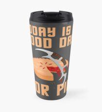 Klingon Pie Travel Mug