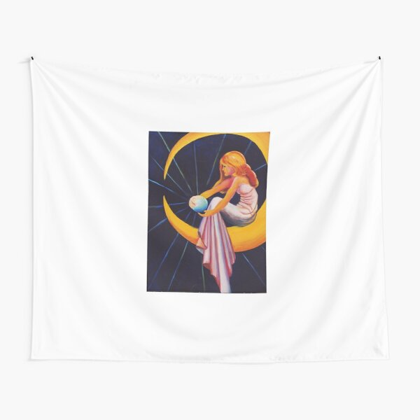 Moonbeams Tapestry