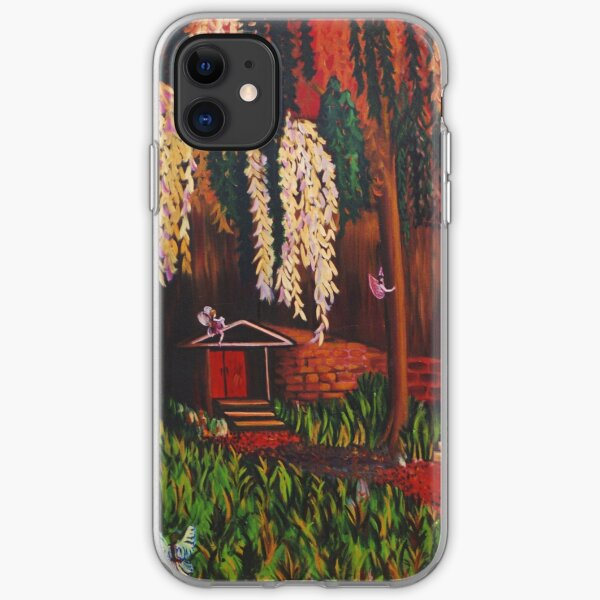 Magic Afternoon iPhone Soft Case