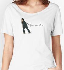 Catch A Grenade Design  Women's Relaxed Fit T-Shirt