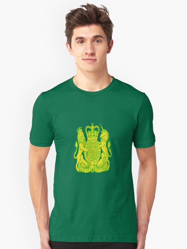 T-shirt of arms by RatRace