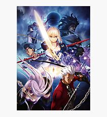 Fate stay night Photographic Print