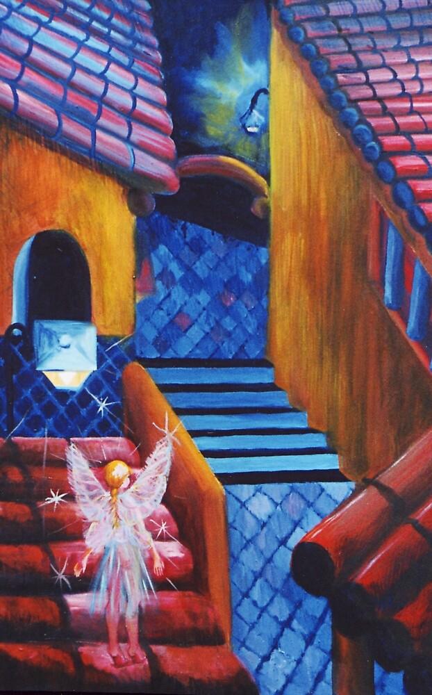 Guarding the Way by Jill Mattson