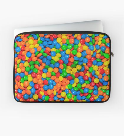 m&m Laptop Sleeve