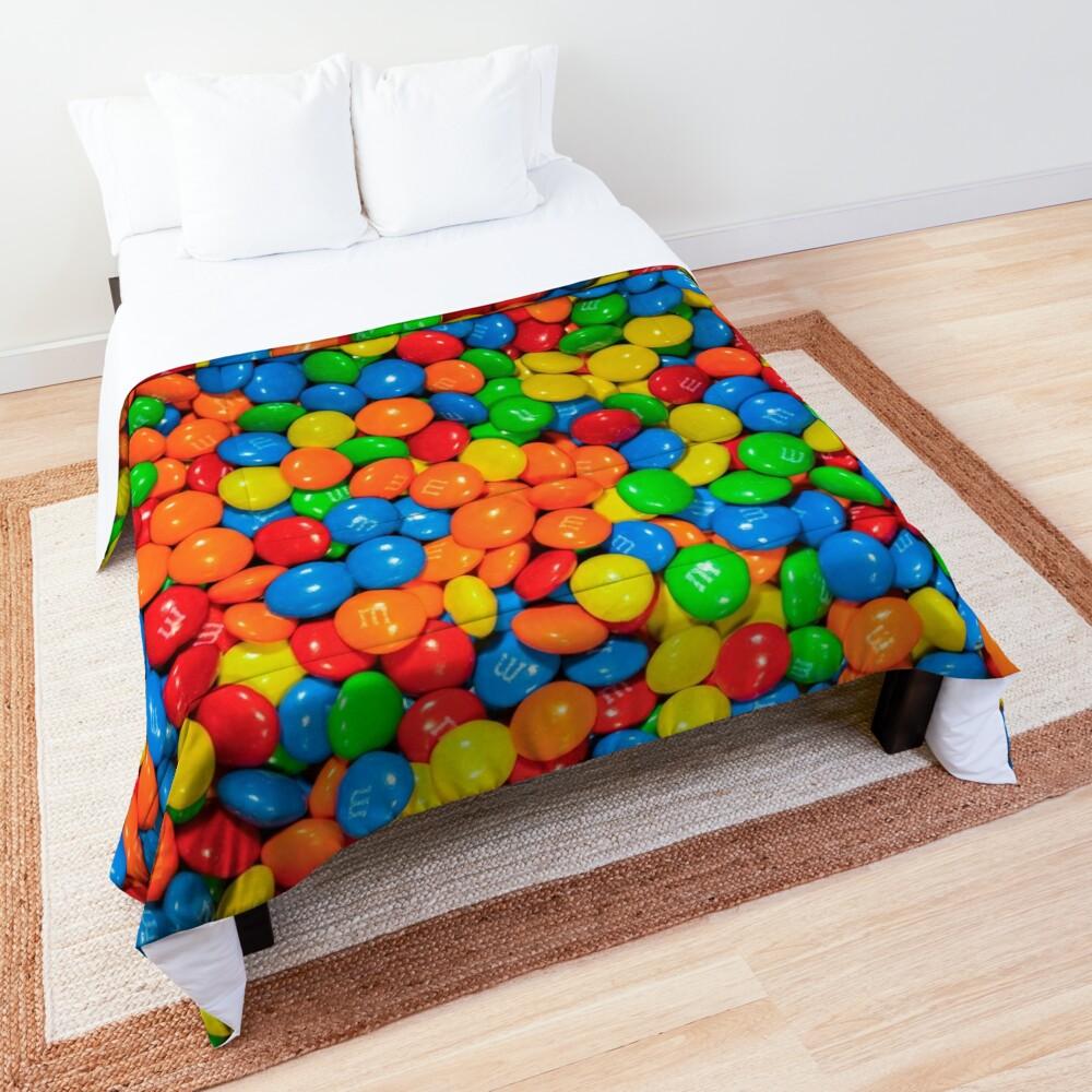 m&m Comforter