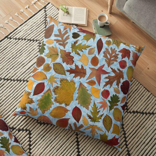 Autumn Sky Floor Pillow