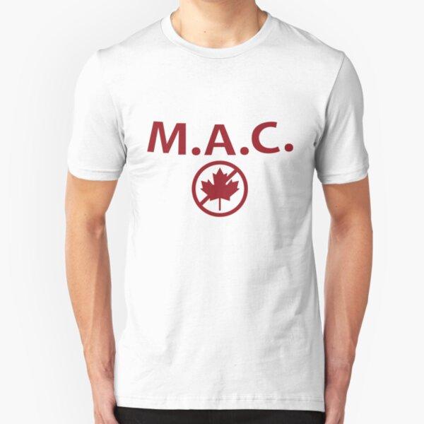 Millennials Against Canada Slim Fit T-Shirt