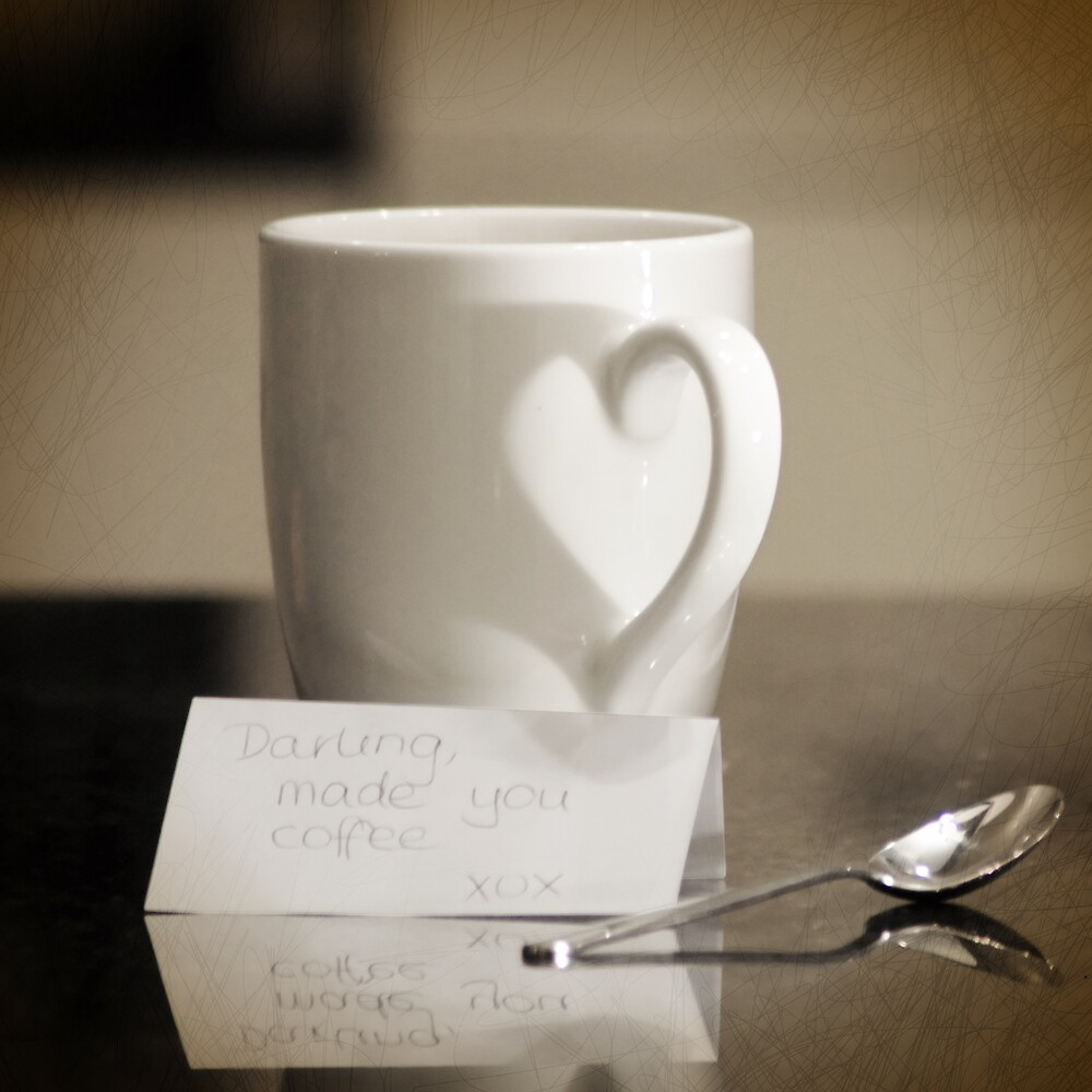 Love for Coffee by Olivia Elmiger