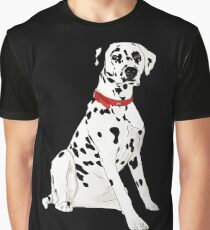 Dalmation Graphic T-Shirt