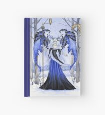 The Winter Guardian Hardcover Journal