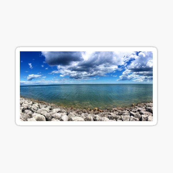 Lake Michigan Sticker