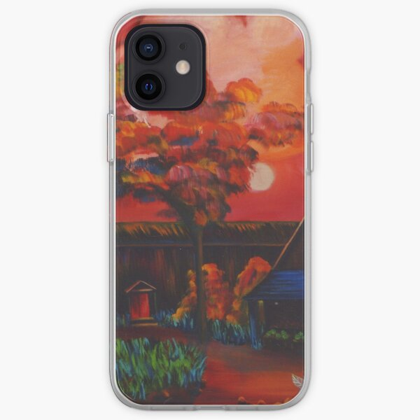 Afternoon Theater iPhone Soft Case