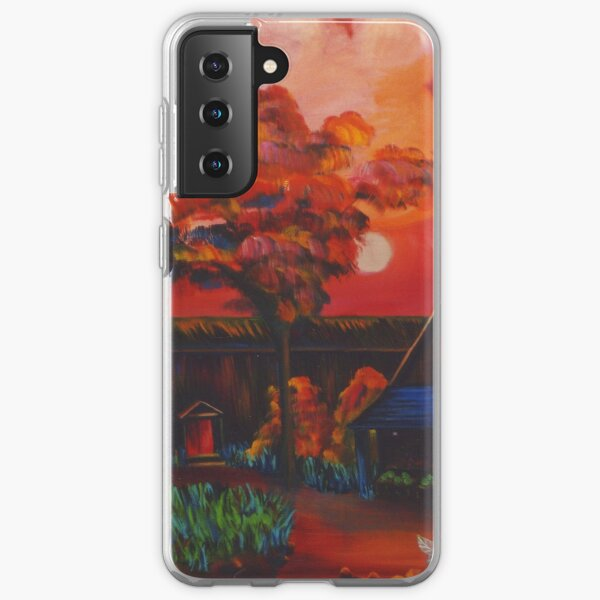 Afternoon Theater Samsung Galaxy Soft Case