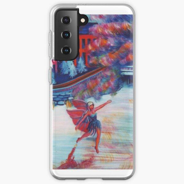 Fairies on The Lake Samsung Galaxy Soft Case
