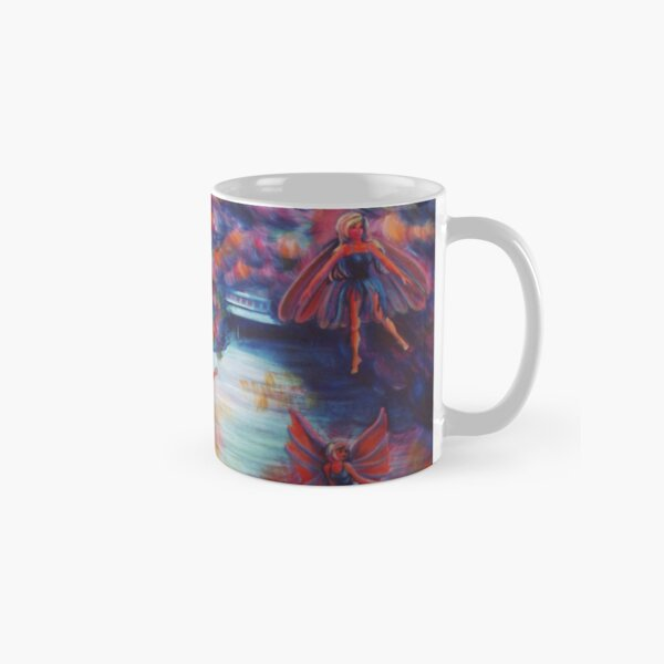 Fairies on The Lake Classic Mug