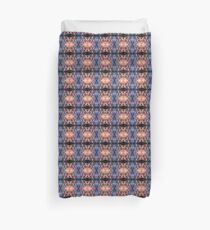 Angry Fish Face #01 Duvet Cover
