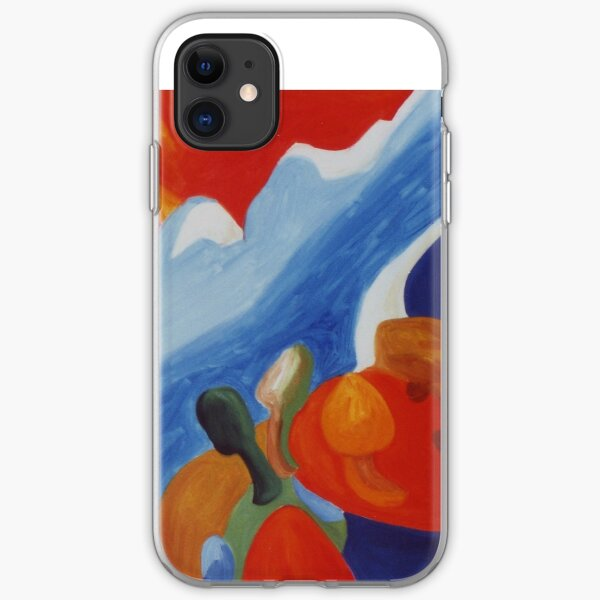 Natures Spirit Rising iPhone Soft Case