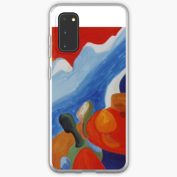 Natures Spirit Rising Samsung Galaxy Soft Case