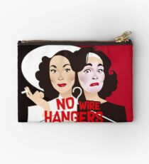 No wire hangers ever! Studio Pouch