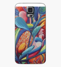 Symphony in Flowers Case/Skin for Samsung Galaxy