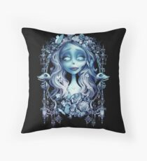 Wedding in the night Throw Pillow