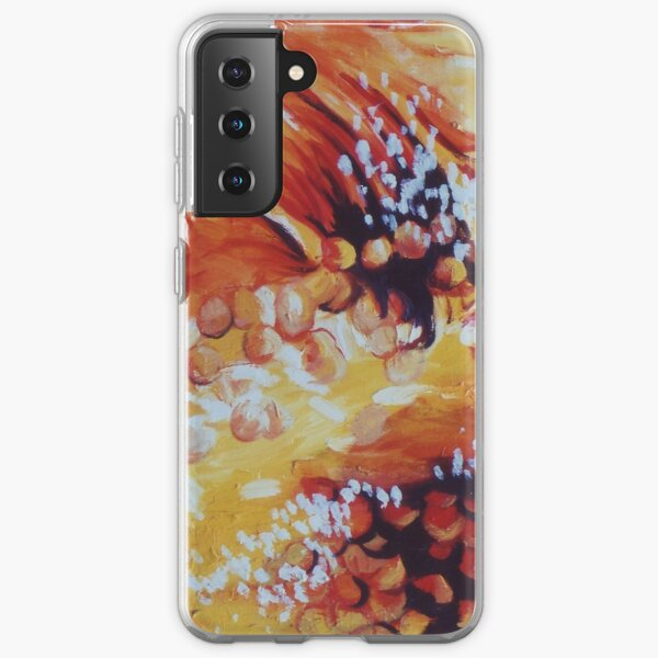 Sun bubbles Samsung Galaxy Soft Case