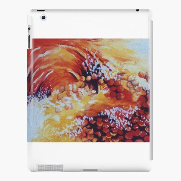 Sun bubbles iPad Snap Case