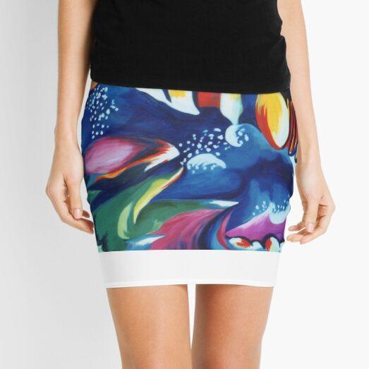 Energy Delight Mini Skirt