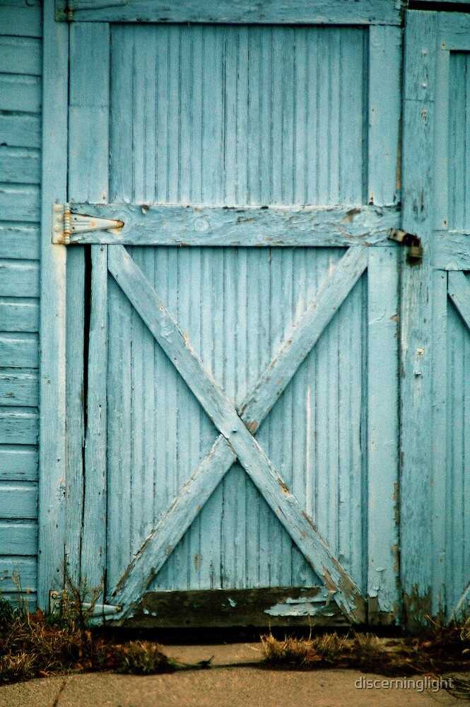 Shed Door by discerninglight