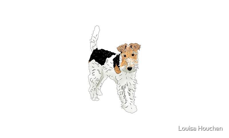 Wire Fox Terrier: Tassen | Redbubble