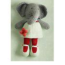 edwina birthday by bunnyknitter