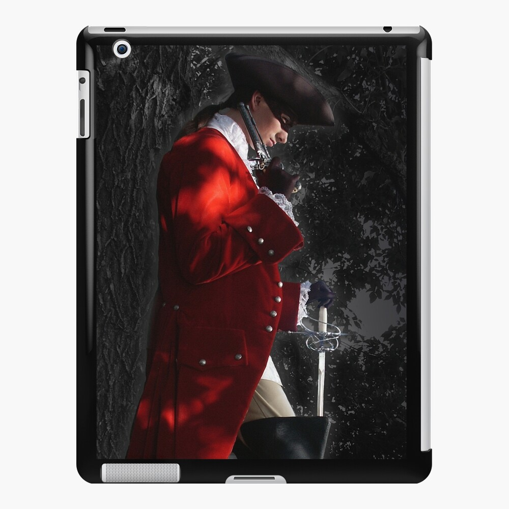 The Highwayman iPad Case & Skin