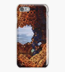 Holes Back To Reality iPhone Case/Skin