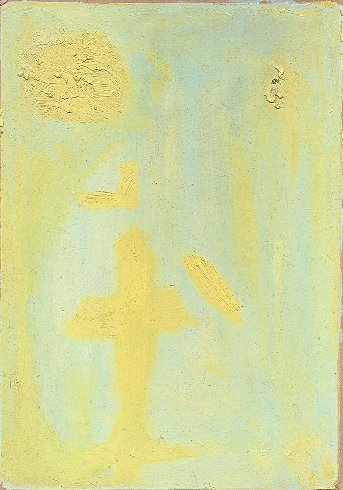 sandcross by Christian Hotz
