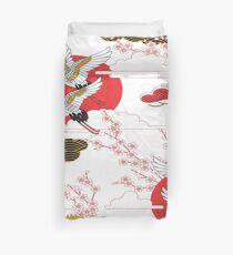 Asiatisches Design Bettbezug