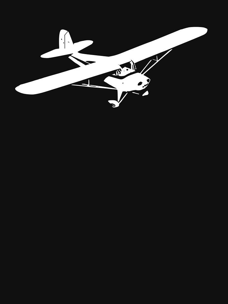Aeronca Chief 11AC aircraft by cranha