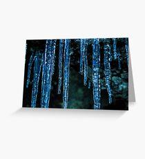 Winter's Tears Greeting Card