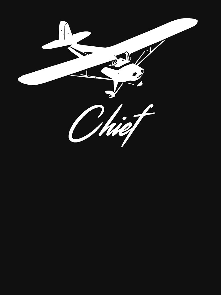 Aeronca Chief 11AC Logo Airplane by cranha