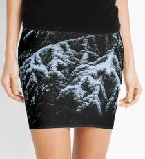 Winter Dark Mini Skirt
