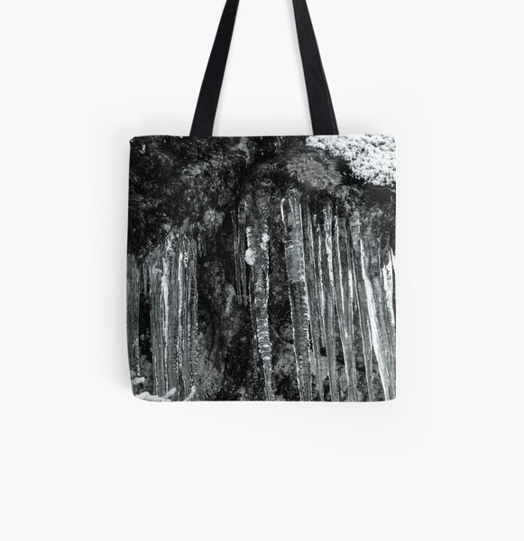 Winter's Tears II All Over Print Tote Bag