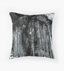 Winter's Tears II Throw Pillow