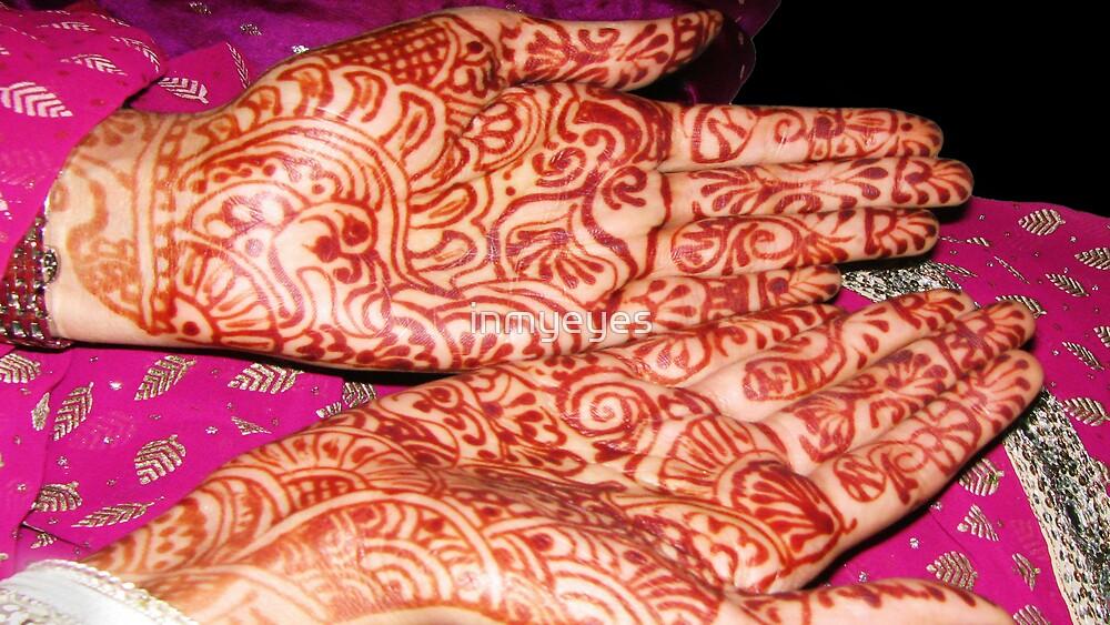 Henna at the Wedding by inmyeyes