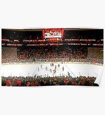 Philadelphia Hockey Poster