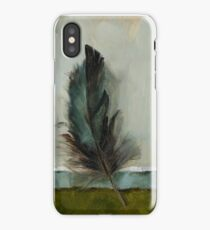 I Will Trust • Feather iPhone Case/Skin