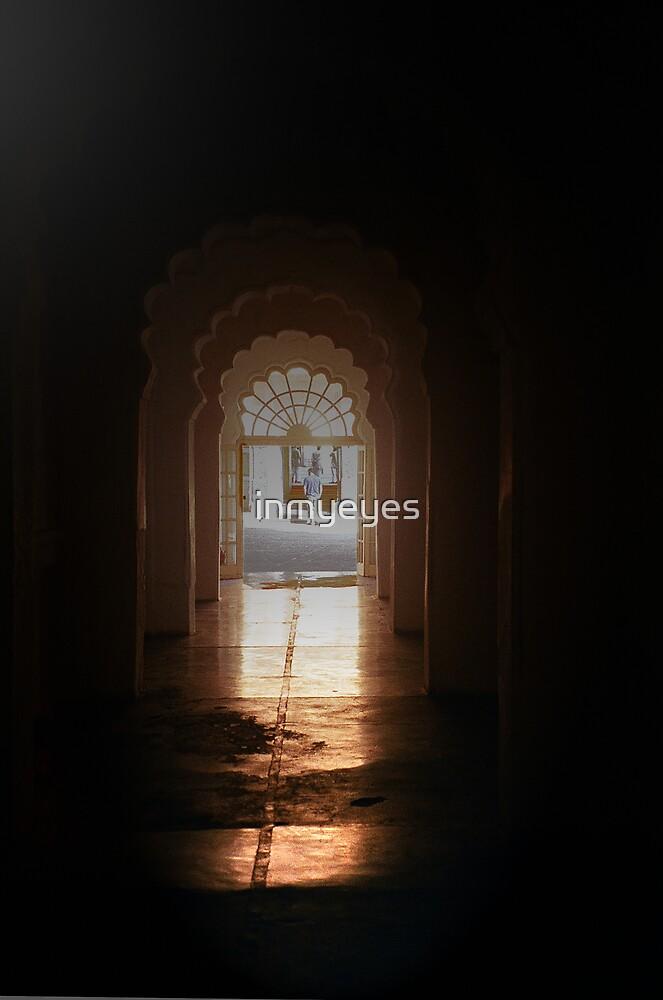 Passage to Light by inmyeyes