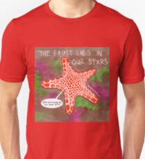 The Fault Lies in Our Stars Unisex T-Shirt