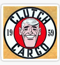Clutch Cargo Sticker