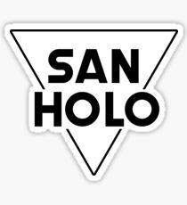 San Holo Sticker
