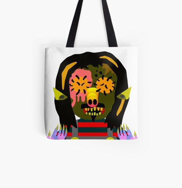 Fractal Skull Therapist Bag
