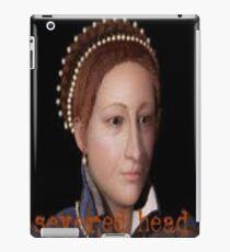severed head ! iPad Case/Skin